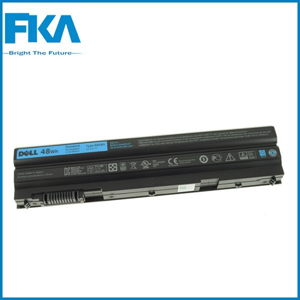 Genuine OEM for Dell Inspiron 17R 5720 15R 5520 14R 5420 Vostro 3460 3560 E6420 6 cell Laptop Battery 48Wh 8858X 04NW9