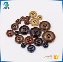 high end fake corozo buttons