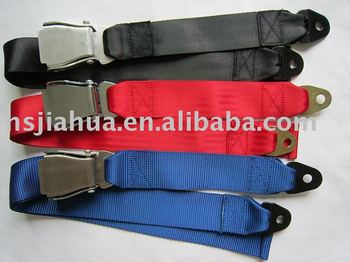 Safety Belt Type and Polyester Material Type Aircraft Seat Belt