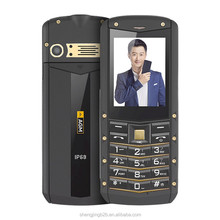 old man video old man phone dropshipping agm m2 threadx querty keyboard golden color gsm used all over the world