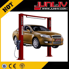 elevador de autos vertical overhead hydraulic jack home car two posts lift