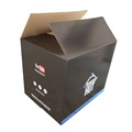 Wholesales Thick Strong Custom Design Corrugated Carton Packaging Shipping Box For Scooter