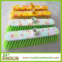 SINOLIN sweeping brush paint brush cover house cleaning brushes