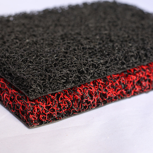 Good quality pvc coil car mat in rolls