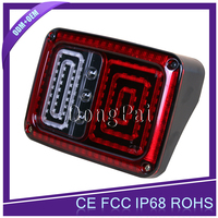 Wholesale auto parts led tail light for truck