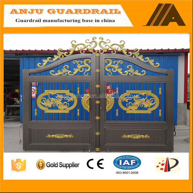 AJLY-622 Modern Best Quality Main Gate Design Home