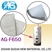 Lasting heat resistance OEM Insulation for pipes and tanks AG-F650 Aerogel insulations