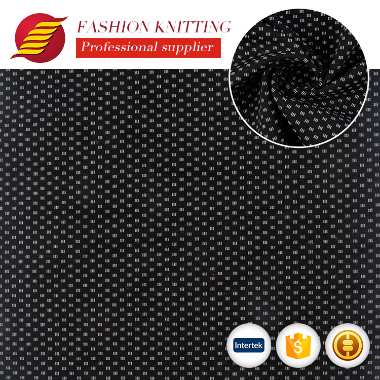 Latest design factory supply oem custom knitting ponti roma fabric