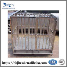 Chinese Supplier Pet Products Galvanized Wire Cage
