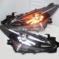 For MAZDA 3 Axela LED Head Lamps 2013-2015 JC