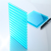 2.8mm-12mm twin wall polycarbonate sheet/double wall polycarbonate sheet