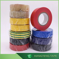 Online shopping selling plastic colored pvc tape electric