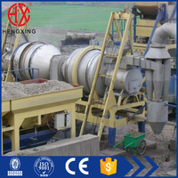 Heating reprocess best sell asphalt concrete batching plant