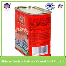 China supplier canned meat supplier
