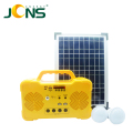 christmas solar led lighting system with 10w solar panel