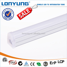 light tube t5 60cm t5 12w led tube light csa approve led light
