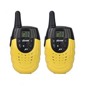 Baby radio Luiton A7 PMR 446 Radio 1W mini handheld radio toy walkie talkie
