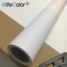 Aqueous 260gsm Inkjet Roll Paper RC Silk for Photo Printing for Canon Epson Plotters