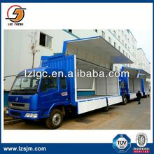 Chinese manufacturer of american cargo truck bodies