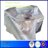 Disposable Polythene Dust Cover Sheet