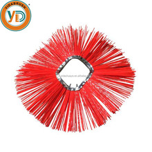 Road Sweeping Brush Parts PP Wire Street Cleaning Brush
