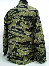 Vietnam Tiger Stripe Camo BDU Uniform Shirt Pant M