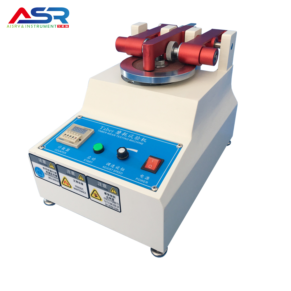leather cloth and paint TABER abrasion testing machine ,TABER 5750 abrasion tester with factory price