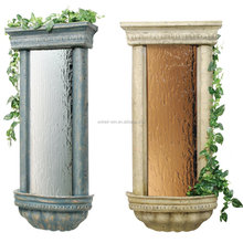 factory directly sale outsale indoor out doorRome-stype stone decorative water fountains water wall water fall