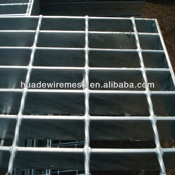 Floor Steel Grating Grate Hot Dipped Galvanized