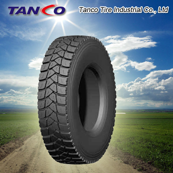 Chinese tire factory Annaite truck tyre 13R225