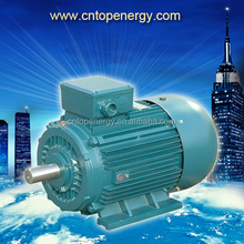 50 Hz/60Hz 380 V/415V/440V All Cooper Wiring High Power 90kw 100% Power Electric Motors 1HP-215HP