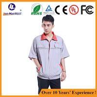 cooling outdoor electrical safety air conditioned jacket for hot days
