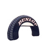 Advertisement equipment inflatable tire arch F5018