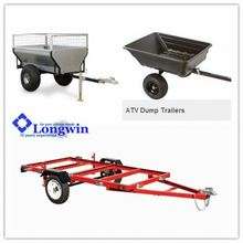 ATV trailer, small trailers for cars