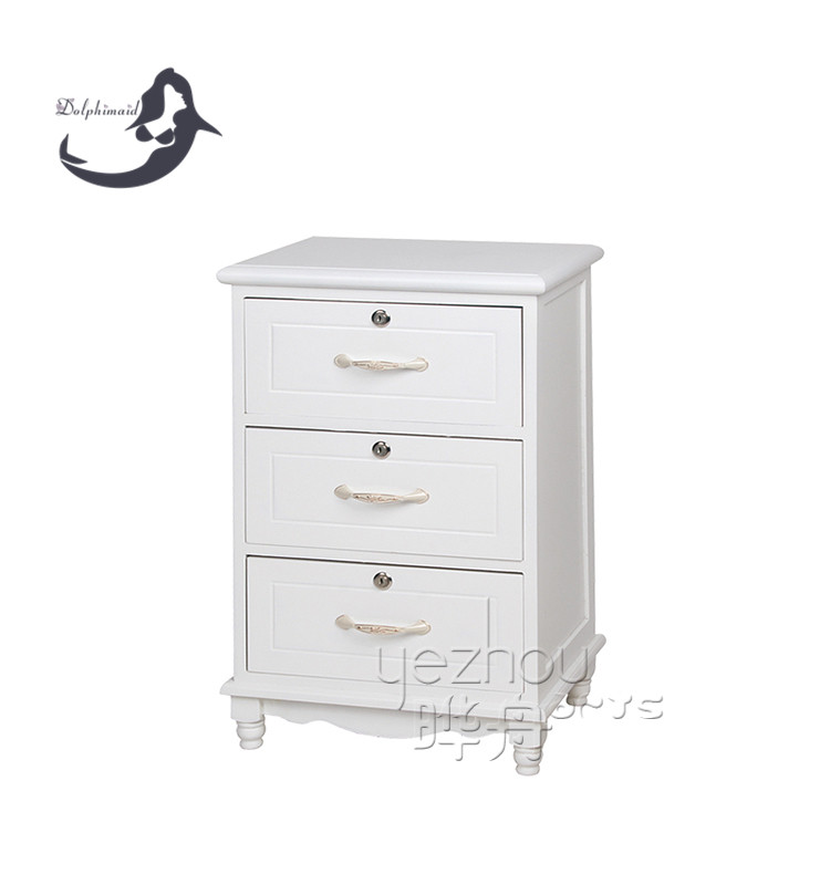 White color unfinished wood furniture wholesale MZ16222
