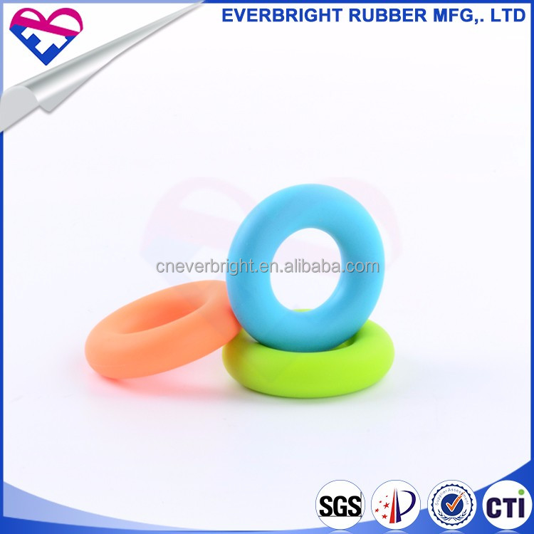 100% eco-friendly silicone fitness hand grips