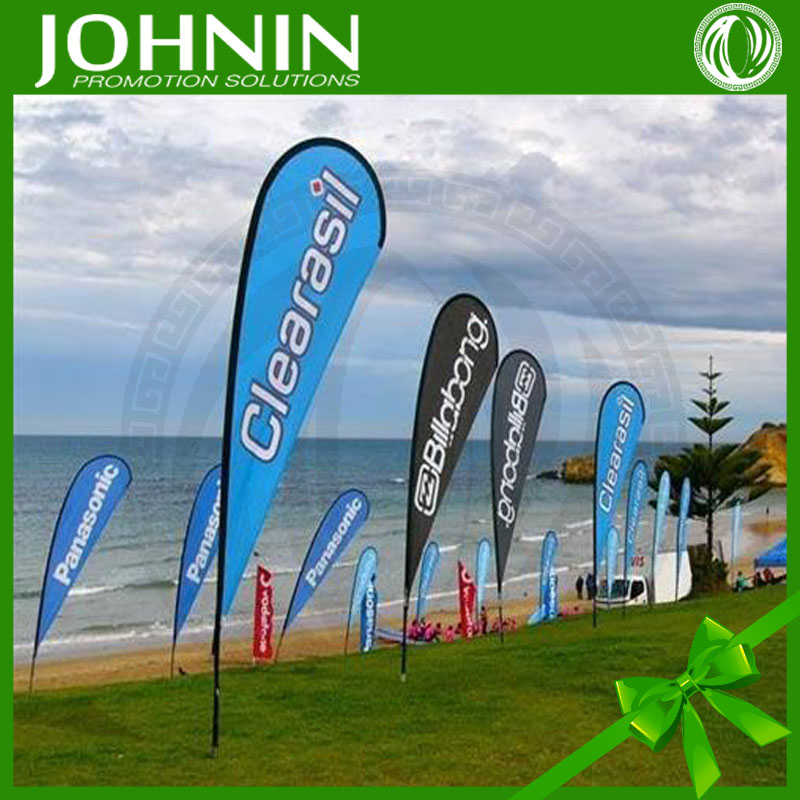 Wholesale tear drop banner for outdoor advertising