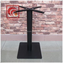 Steel base Black table legs .Cast iron table feet, modern coffee dining legs