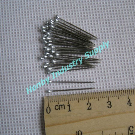 26mm Silver Head Jewelry Headpin