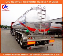 42cbm fuwa bpw axles diesel/petrol/kerosene/oil tanker for sale
