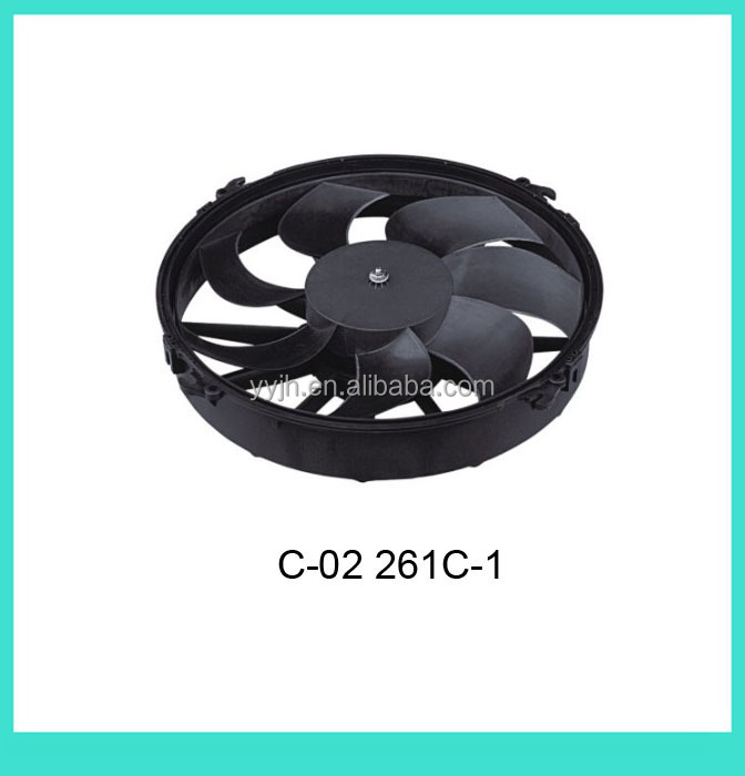 Air cooled conditioner condenser fan motor (C-02 261C-1) for universal bus
