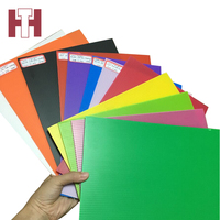 Moderate price Hot sale Wholesale fluted pp polypropylene corrugated plastic sheets