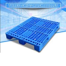 Accept custom heavy duty large stackable plastic pallet
