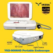 ykd-9006 Medical fiber optic stomach endoscopy