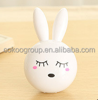 Led Night Light Animal For Baby Flashing Night Light For Child touch control creative gift rabbit shape lovely