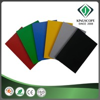 High gloss best quality 1.5mm pvc foam board for pvc photo book