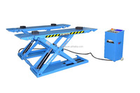 scissor car lift Scissor car lift manual and electric scissor car lift for sale Tongda TDY-P3010