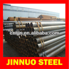 ERW Water Pipe lines Agriculture Irrigation Sewerage Systems Industrial Water Lines Galvanized Steel Tubes Pipes