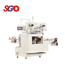 Candy roll wrapping machine automatic packing machine