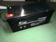 Hot! long life sealed lead acid battery for UPS 12V 200AH